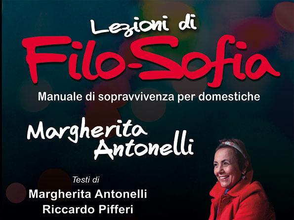 Margherita Antonelli – Locandina Spettacolo Teatro